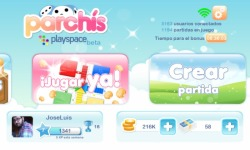 Ludo PlaySpace screenshot 1/5