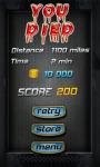 raving racer screenshot 2/5