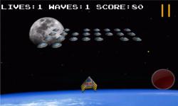 Space War 2014 screenshot 1/3