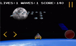 Space War 2014 screenshot 2/3