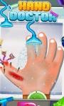 Hand Doctor - Kids Game screenshot 1/5