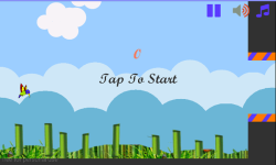 Flappy Hummingbird v2 screenshot 1/2