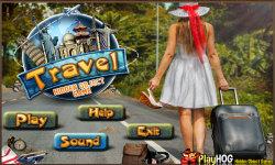Free Hidden Object Games - Travel screenshot 1/4