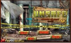 Free Hidden Object Games - Unsafe screenshot 1/4