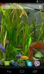 Aquarium Video HD Live Wallpaper screenshot 3/4