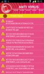Free Antivirus 2015 Virus Scan screenshot 5/6