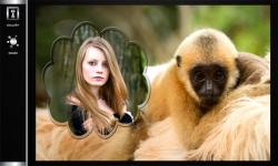 Funny Monkey Photo Frames screenshot 5/6