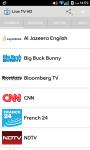 Live TV HD Pro screenshot 1/4