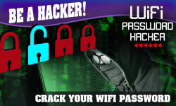 WiFi password cracker Prank screenshot 1/3