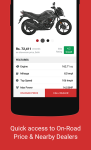 BikeDekho App screenshot 3/6