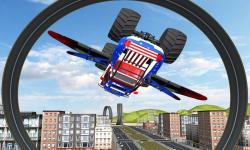 Flying Monster Truck screenshot 2/3