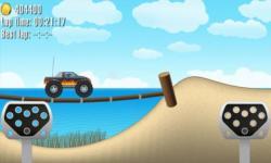 Crazy Wheels Monster Trucks regular screenshot 3/6