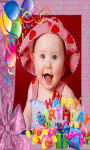 Birthday Pic Frame-1 screenshot 1/4