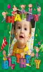 Birthday Pic Frame-1 screenshot 4/4