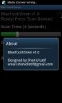 BlueToothSiren screenshot 5/6