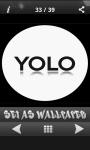 YOLO HDWallpapers screenshot 4/6