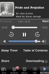 Audiobooks screenshot 1/1