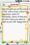 Wonderful Colors SMS screenshot 3/6