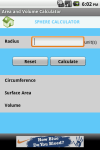 Dimension finder Free screenshot 2/3