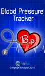 Blood Pressure Tracker Lite screenshot 1/6