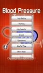 Blood Pressure Tracker Lite screenshot 2/6