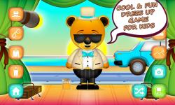 Bear Dress up screenshot 4/6