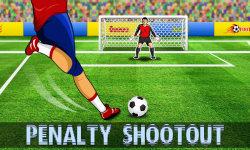 Penalty Shootout-Golden Boot screenshot 1/6