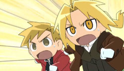 The best Fullmetal Alchemist live HD WP screenshot 3/6