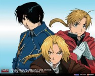 The best Fullmetal Alchemist live HD WP screenshot 4/6
