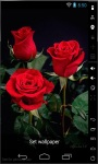 Magic Bouquet of Roses Live Wallpaper screenshot 1/2