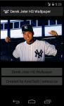 Derek Jeter HD Wallpaper screenshot 2/6