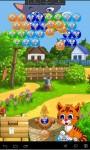 Cat Bubble Freeze screenshot 2/6