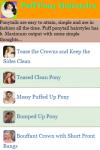 Puff Pony Hairstyles screenshot 2/3