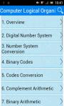Computer Logical Organization screenshot 1/3