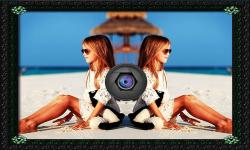 Mirror photo effect  screenshot 1/4