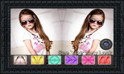 Mirror photo effect  screenshot 2/4