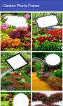 Garden photo frame images screenshot 1/4