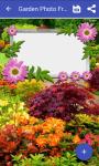 Garden photo frame images screenshot 2/4
