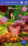 Garden photo frame images screenshot 4/4