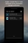 Blauw licht filter PRO actual screenshot 4/6