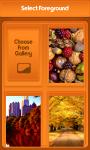 Autumn Zipper Lock Screen Free screenshot 3/6