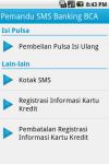 Pemandu SMS BCA screenshot 3/6