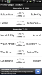 Barclays Premier League Explorer screenshot 2/6