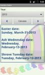 Easter Date screenshot 1/4