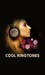 Cool Ringtones app screenshot 1/3