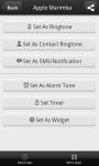 Cool Ringtones app screenshot 3/3