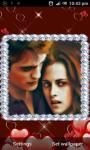 Love Frames HD Live Wallpaper screenshot 2/3