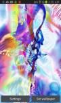 Colorful Light Wave LWP free screenshot 5/6