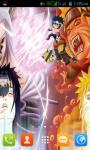 Naruto Sasuke Live Wallpaper Best screenshot 3/5