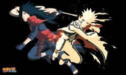 Naruto Sasuke Madara Wallpaper screenshot 5/6